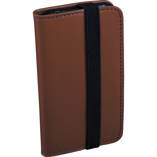 Hex Wallet Case for iPhone 4 (British Tan)
