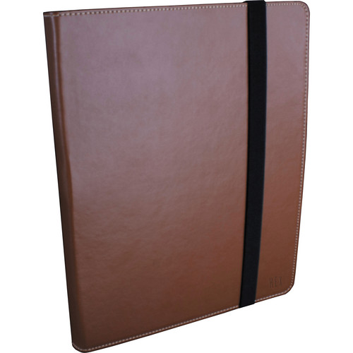 Hex Code Folio for new iPad (Tan)