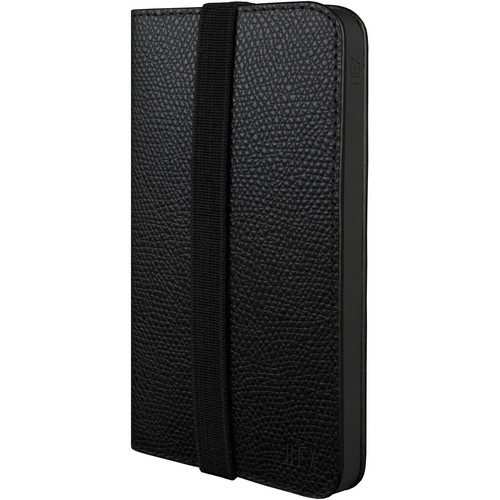 Hex Axis Wallet for iPhone 5 (Torino Black)