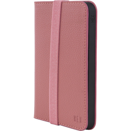 Hex Axis Wallet for iPhone 5 (Torino Pink)