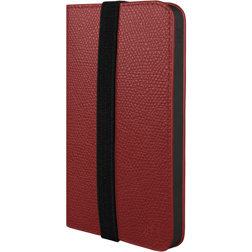 Hex Axis Wallet for iPhone 5 (Torino Red)