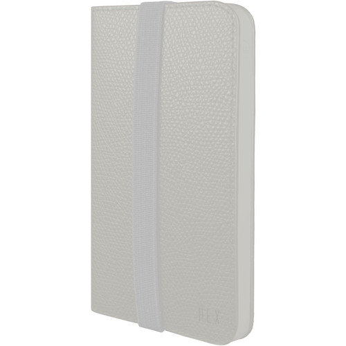 Hex Axis Wallet for iPhone 5 (Torino White)