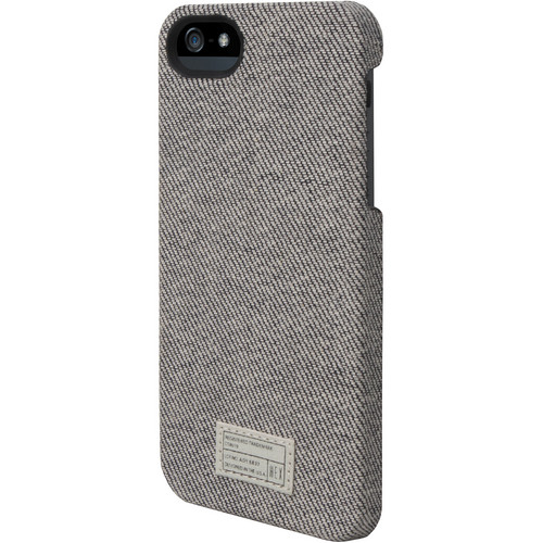 Hex Academy Core Case for iPhone 5 (Gray / Denim)