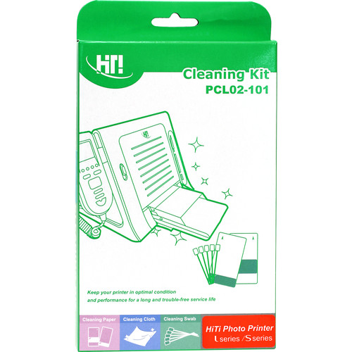 HiTi Cleaning Kit For S-Series Printers (24 Packs)