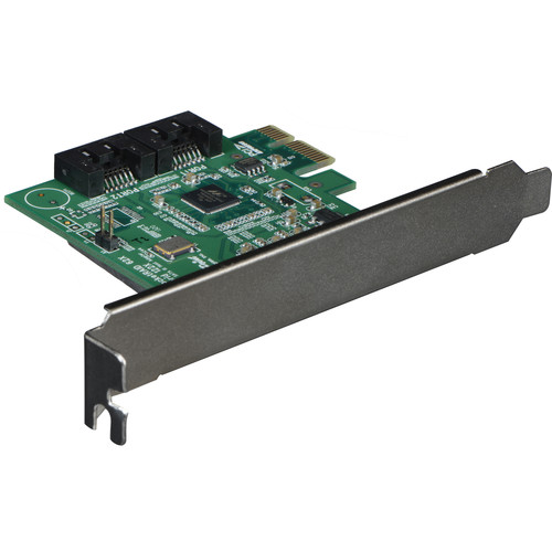 HighPoint Rocket 620 Dual Port SATA 6 Gbps PCI Express 2.0 Host Adapter