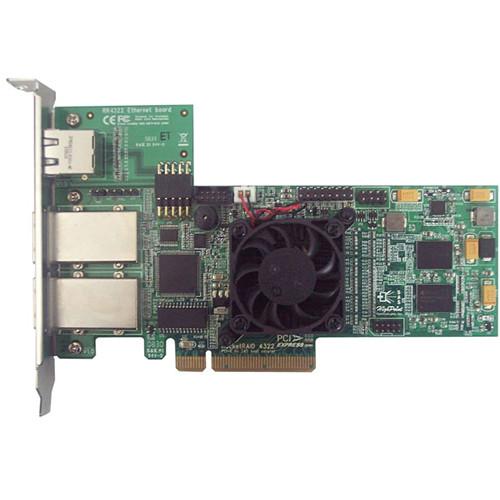 HighPoint RocketRAID 4322 SAS 3 GB/s RAID Host Bus Adapters