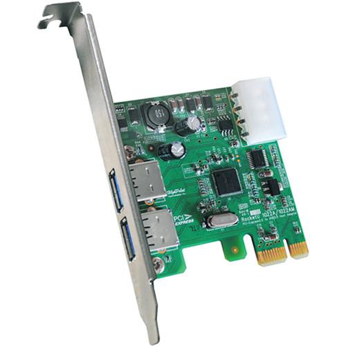 HighPoint RU1022AM RocketU Dual USB 3.1 Gen 1 for Mac