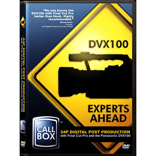 High Road Productions DVD: The Ultimate Master Class for Panasonic DVX100