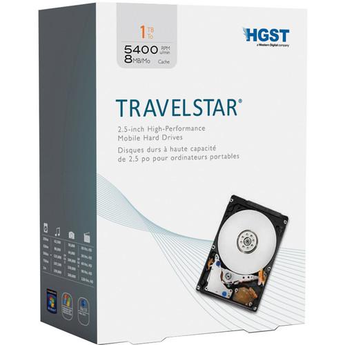 "HGST 1TB Travelstar 2.5"" Mobile Hard Drive"