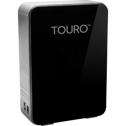 HGST 4TB Touro Deskpro Hard Drive 7200 RPM