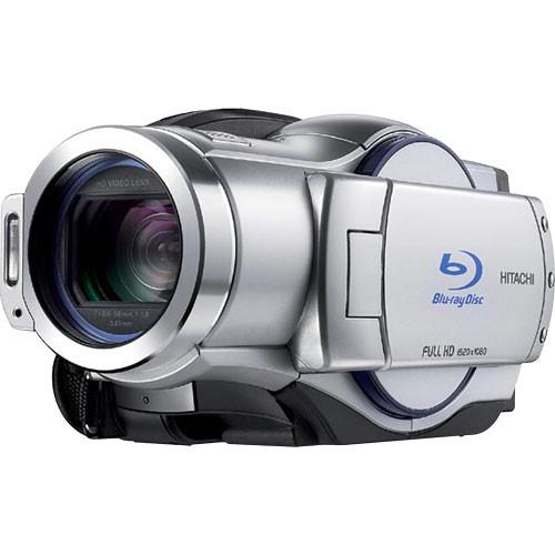 Hitachi DZ-BD7HA Blu-ray Disc Hybrid High Definition Camcorder