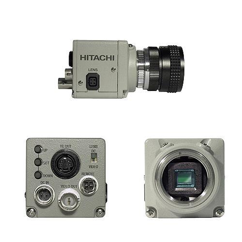 """Hitachi KP-D20AP 1/3"""" Ultra Compact Color Camera (PAL)"""