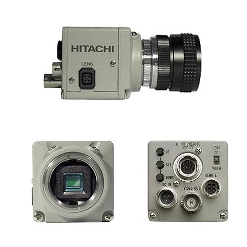 "Hitachi KP-D20BP 1/2"" Ultra Compact Color Camera (PAL)"