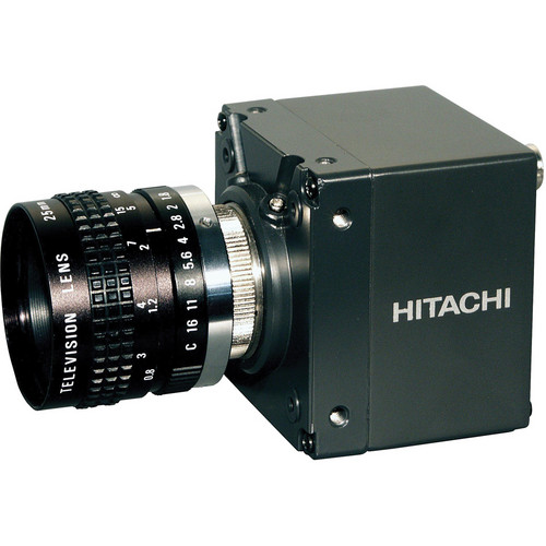 "Hitachi KP-FD30M  1/2"" Progressive Scan Color Camera with Built-In Frame Memory"