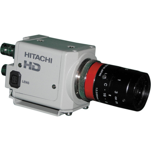 Hitachi KP-HD20A Compact HDTV Color Camera