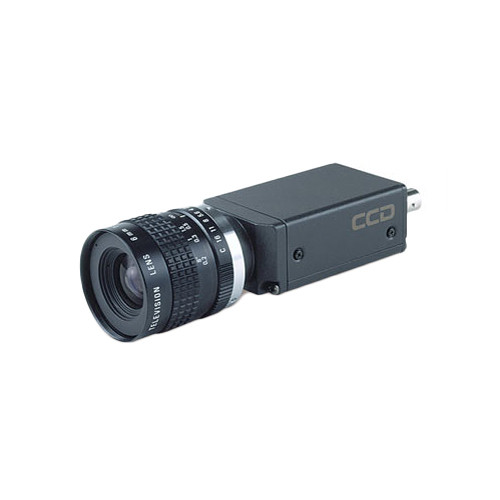 "Hitachi KP-M1AP  2/3"" Ultra Compact High Resolution B/W CCD Camera (PAL)"