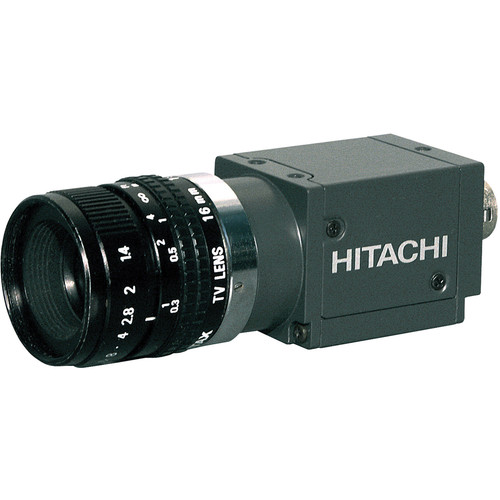 "Hitachi KP-M20 1/2"" Ultra Compact B/W CCD Camera"