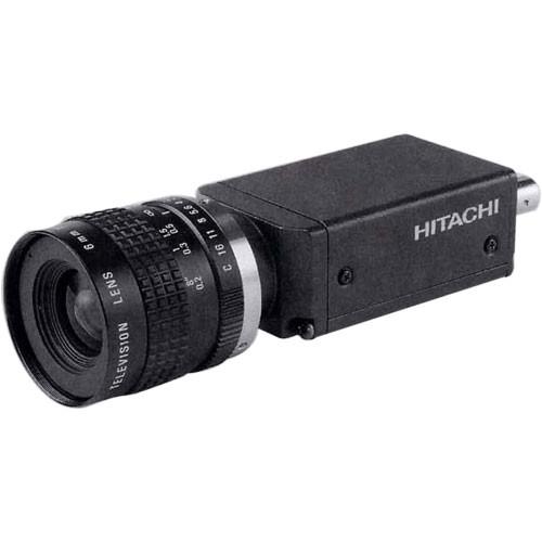 "Hitachi KP-M2AP 1/2"" Ultra Compact High Resolution B/W CCD Camera (PAL)"