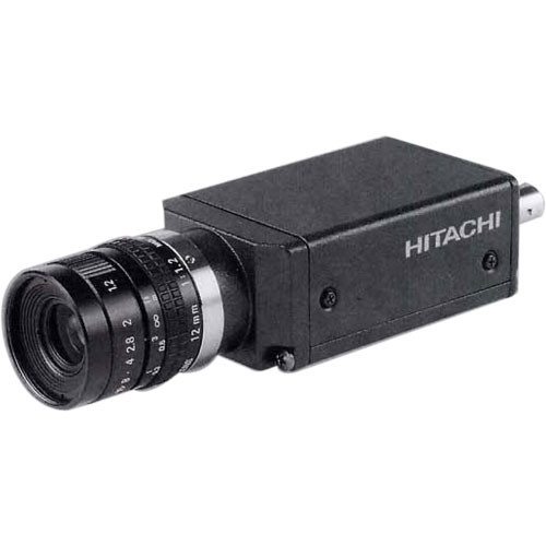 "Hitachi KP-M3AN 1/3"" Ultra Compact High Resolution B/W CCD Camera"