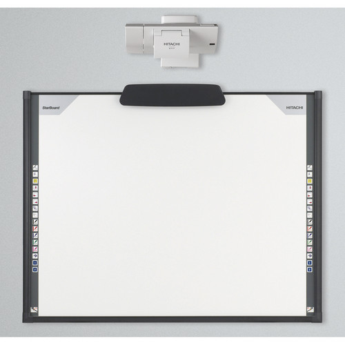 Hitachi TRIOPak Bundle w/ FX-TRIO-77 and CP-A222WN Projector