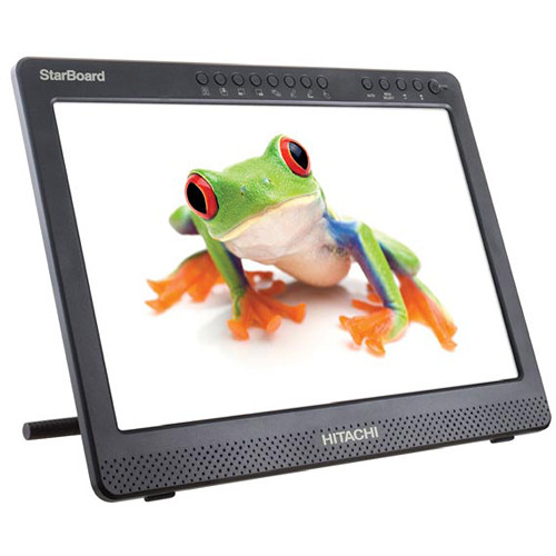 """Hitachi T-19WX 19"""" Starboard Interactive LCD Panel"""