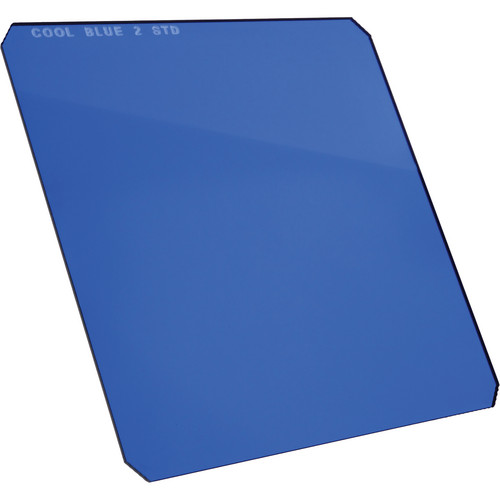 "Formatt Hitech 4 x 4"" Solid Color Cool Blue 2 Filter"