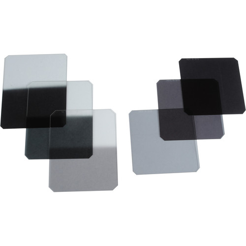 Formatt Hitech 100 x 100mm and 100 x 125mm Neutral Density Filter Master Kit (Hard Edge)
