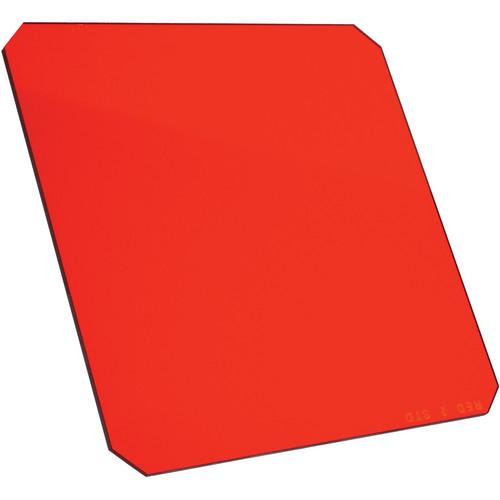 """Formatt Hitech 4 x 4"""" Solid Color Red 1 Filter"""