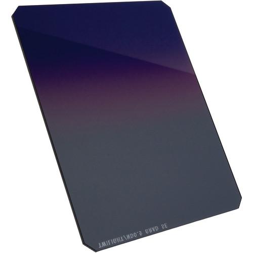 "Formatt Hitech 4 x 5"" Twilight #3/ND 0.9 Hard Graduated Combo Filter"
