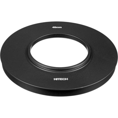 Formatt Hitech 49mm Threaded Adapter Ring for Aluminum 100mm Filter Holder