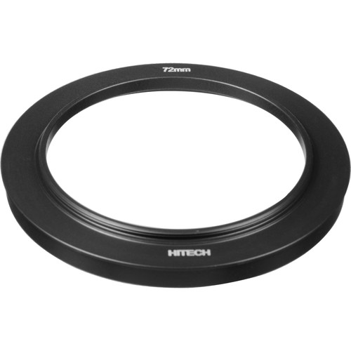"Formatt Hitech Adapter Ring for 4 x 4"" Filter Holder - 72mm"