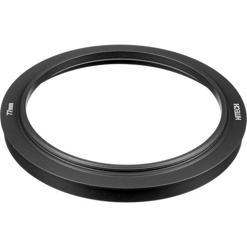 Formatt Hitech 77mm Threaded Adapter Ring for Aluminum 100mm Filter Holder
