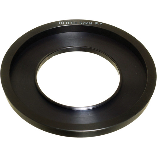 "Formatt Hitech Wide Angle Adapter Rings for 4 x 4"" Filter Holder (52mm)"