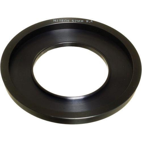 """Formatt Hitech Adapter Ring for 4x4"""" Filter Holder - 52mm - for Wide Angle Lenses"""