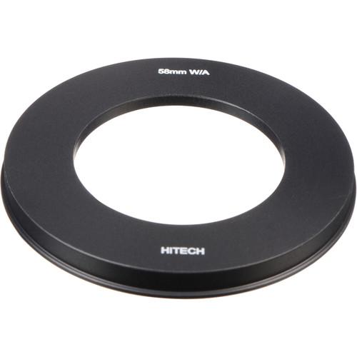 "Formatt Hitech Wide Angle Adapter Rings for 4 x 4"" Filter Holder (58mm)"