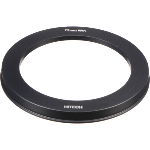 "Formatt Hitech Wide Angle Adapter Rings for 4 x 4"" Filter Holder (72mm)"