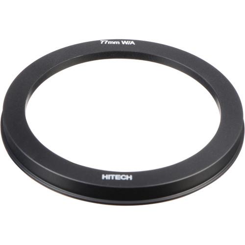 """Formatt Hitech Adapter Ring for 4x4"""" Filter Holder - 77mm - for Wide Angle Lenses"""