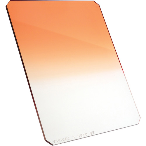 "Formatt Hitech 4 x 6"" Graduated Apricot 3 Filter"