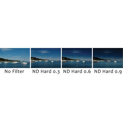 Formatt Hitech 100 x 150mm Graduated Neutral Density Camera Filter Kit 5