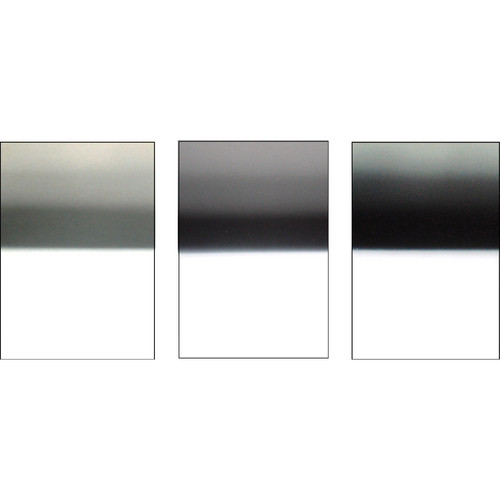 Formatt Hitech 100 x 150mm Reverse Graduated Neutral Density Kit 7