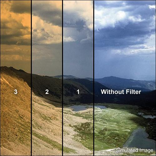 """Formatt Hitech 6 x 6"""" Orange #3 Filter"""