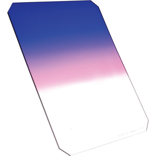 "Formatt Hitech 4x5"" 2-Color Graduated Twilight #1 Resin Filter"