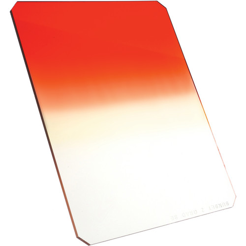 "Formatt Hitech 4x5"" 2-Color Graduated Sunset #1 Resin Filter"