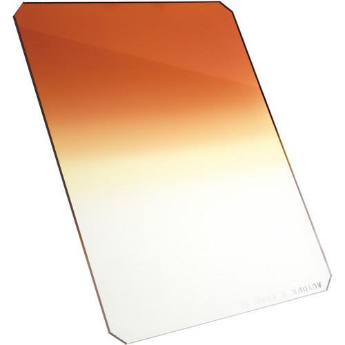 Formatt Hitech Graduated 2-Color Autumn 2 Resin Filter - Fits Cokin P