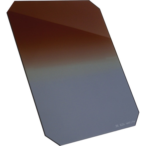"Formatt Hitech 4x5"" Combination Graduated Autumn #3 / Neutral Density (ND) 0.3 Resin Filter"