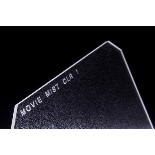 Formatt Hitech 85mm Movie Mist Clear #1 Effect Resin Filter for Cokin P