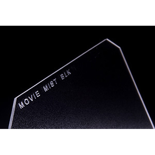 Formatt Hitech 85mm Movie Mist Black #1 Effect Resin Filter for Cokin P