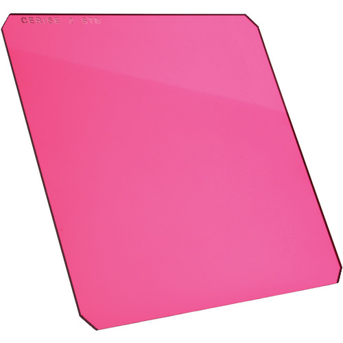 "Formatt Hitech 6.5 x 6.5"" Solid Color Cerise 1 Filter"