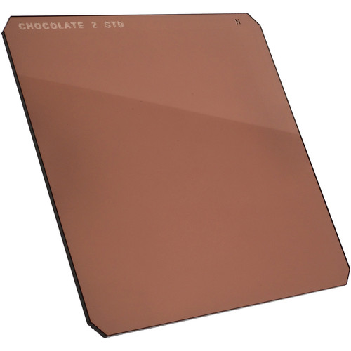 "Formatt Hitech 6.5 x 6.5"" Solid Color Chocolate 1 Filter"