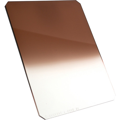 "Formatt Hitech 6.5 x 8"" Graduated Chocolate 2 Filter"